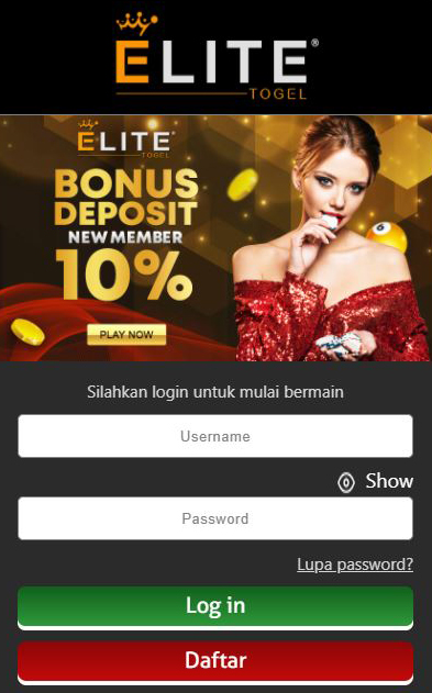 Togel Online Terlengkap Dan Terupdate Di Indonesia